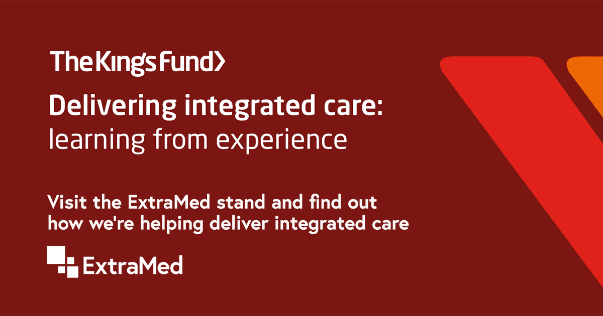 Delivering Integrated Care at The King's Fund, 21 March 2019