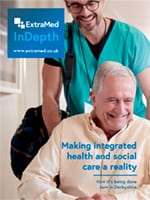 Download ExtraMed InDepth: Integrating health and social care in Derbyshire