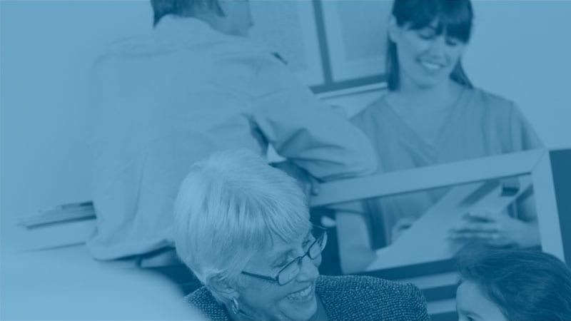 Extending patient flow into community care